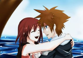 KH:Meet Again by kairikazu