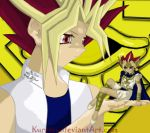 Yami no Yugi : True self by Kuratsu