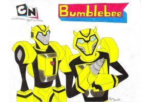 Bumblebee Animated by rmsaun98722