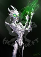 Hylden:: Melektaus by Herisheft