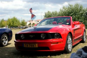 Ford Mustang Cab by Toun57