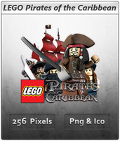 LEGO Pirates of the Caribbean by Crussong