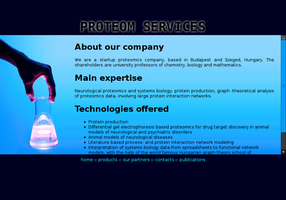 Proteom Services by rdevill