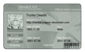 devID - Trunks by mental-orgasm