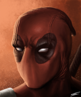 Deadpool by ForrestImel