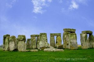Stonehenge 1 by Mac-Wiz