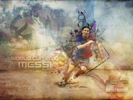 messi by imam5Spartan