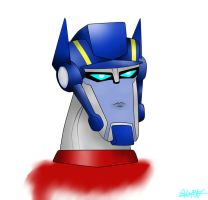 Optimus Prime TFA1 by PurrV