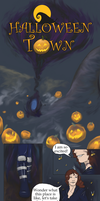 Halloween Town Recon part 1 by Tzelly-El