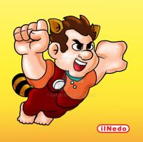 Super Ralph Bros 3 by IlNedo
