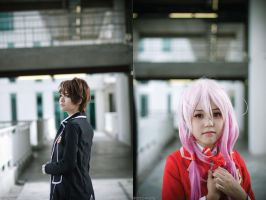 Guilty Crown : Hope by yingtze