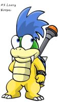 Koopalings - Larry by SuperKoopaTroopa