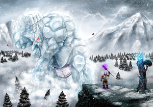 Father of the Frost Giants vs The Allfather