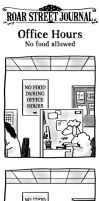 [RSJ] Office Hours: No food allowed by l3onnie