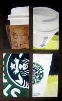 Starbucks by aritchie
