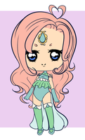 Magical girl - Auction - CLOSED by Universeseed