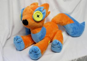 IcePets Plushie Xephyr Plushie by ShiloT