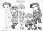 B1A4: What's Going On? by NishiMiyaHiruka