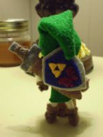 Link, the Hero of Time by dschwartz13