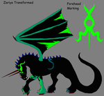 Zariya Transformed by Bramblemask973