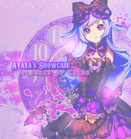 Showcase banner by Pink-Snowbunny