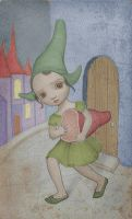 Mark Ryden Tribute The girl of by Dunnia