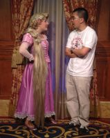 A Princess After Rapunzel's Heart by SantosPhillipCarlo