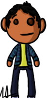 Community - Abed by shrimp-pops