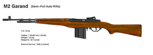 M2 Garand by PaintFan08