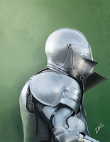 Realism Armor Practice by lkrecic