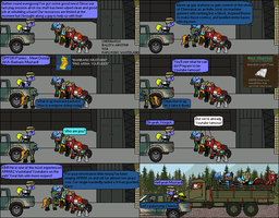 Games that Ponies Play: ARMA 2 Wasteland Day 9 by BusterBuizel
