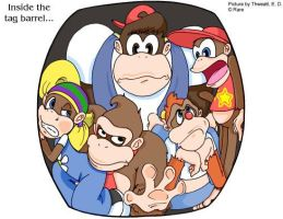 Barrel O Monkeys 2002 by thweatted