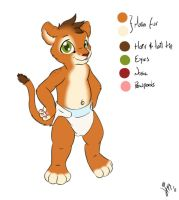 Reference sheet by Lincub