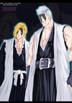 Bleach 595 - Two More Puppets Show Up by Gray-Dous