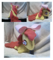 Apple Bloom - Chibi Plush - For Sale! by li-Fae