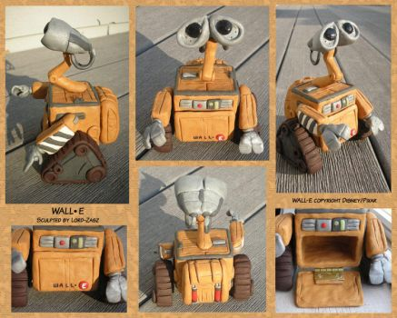 WALL-E by lordzasz