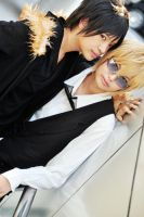 Durarara cosplay 5 by qiuyun