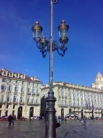 Piazza Castello_Lamp type 1 by PsikoPower