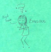 No.10: Envious by PnJLover