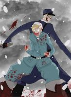 APH - Finland and Sweden - Rip 'em up by HolderofTruth