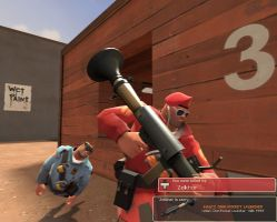 Team Fortress 2 by spalpp