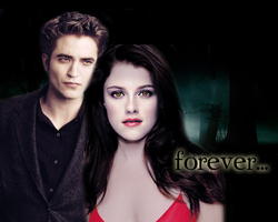Edward and Bella - Forever by AphroditeZeus