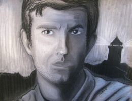 Nathan Wuornos by zigan-with-felines