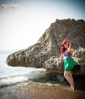 Ariel - stay all day in the sun by Na-NaCos