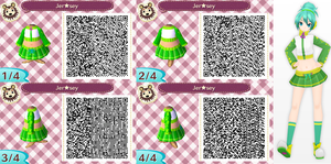 Animal Crossing New Leaf: JerSey by Nevasarini