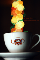 Cup o' bokeh by undoMeds