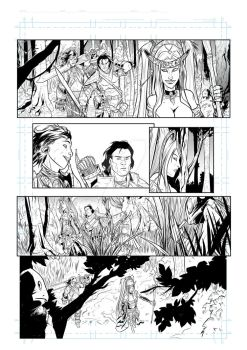 New pathfinder page by MariodelPennino
