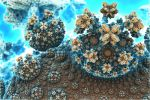 PYROCLASTIC FLOWERS by FRATMEX