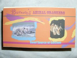 Barnum's Animal Crackers -Box- by NoneOnly