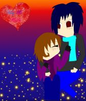 Koy And Micki Love by GaarasGurl123